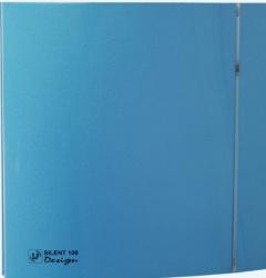 Вентилятор накладной Soler & Palau SILENT-100 CZ SKY BLUE DESIGN (230V 50)